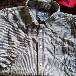 NWT button up shirt